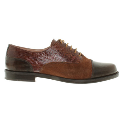 Russell & Bromley francesina in pelle
