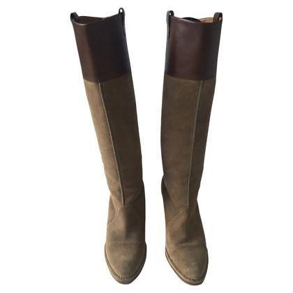 Salvatore Ferragamo Wedge boots