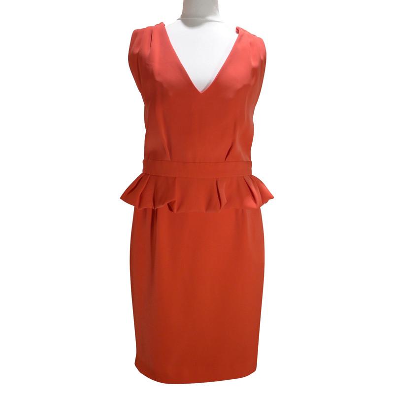 In Second Rot Maje Hand Kleid Gebraucht OiuPXkZ