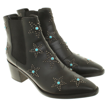 Valentino Ankle boots in black