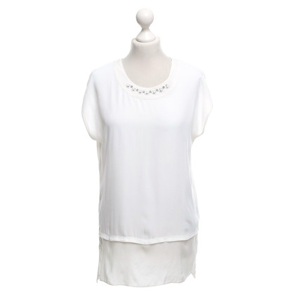 Laurèl Top in bianco