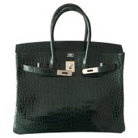 """Hermès """"Birkin Bag 35"""" aus Krokodilleder"""