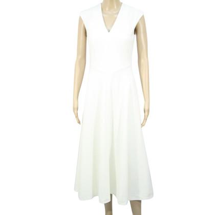L.K. Bennett Dress in white