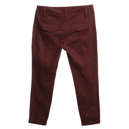 Schumacher Jeans in Bordeaux