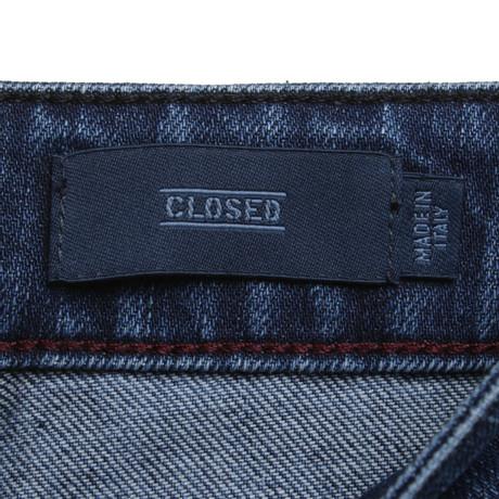 Blau Blau Closed Jeans Jeans Closed in wSPHZS