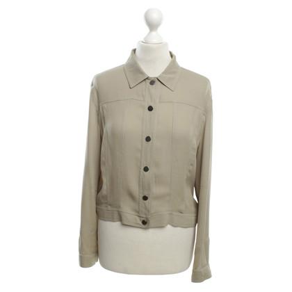 Armani Collezioni Jacket in olive green