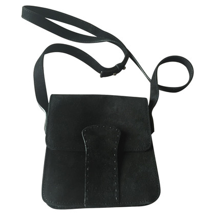 Strenesse Small Suede Bag