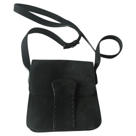 Strenesse Kleine Wildledertasche Schwarz Günstig Kaufen Amazon ZSPJ4tU