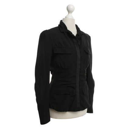 Donna Karan Blouse in black