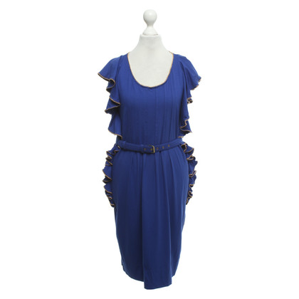 Anna Molinari Dress in blue