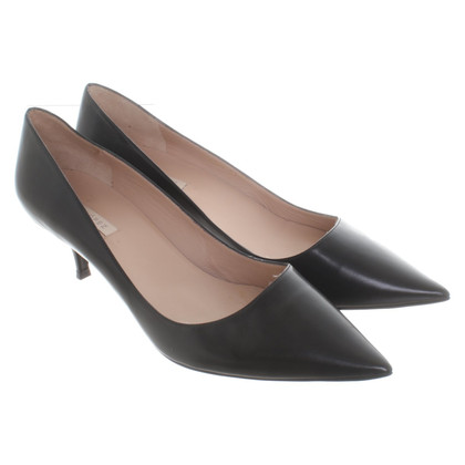 Pura Lopez pumps in pelle