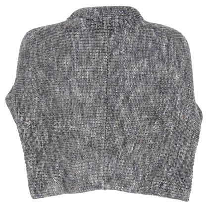 Brunello Cucinelli Asymmetric sweater