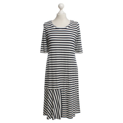 Max Mara Kleid mit Streifen