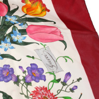 Gucci Cloth with floral print