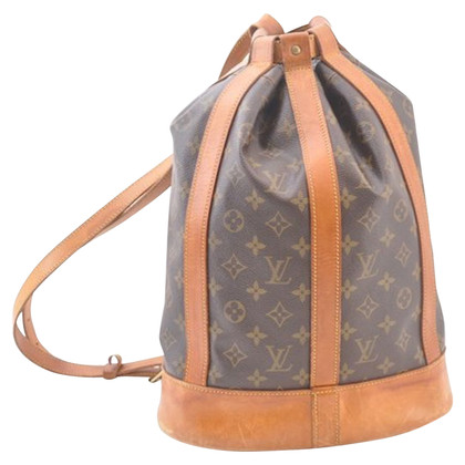 "Louis Vuitton ""Ca1d09e3 Randonnée PM Monogram Canvas"""