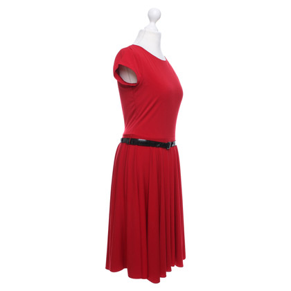 Michael Kors Vestito svasato in Red