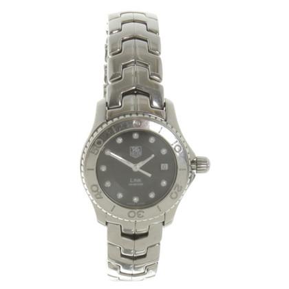 Tag Heuer Wrist watch with diamonds