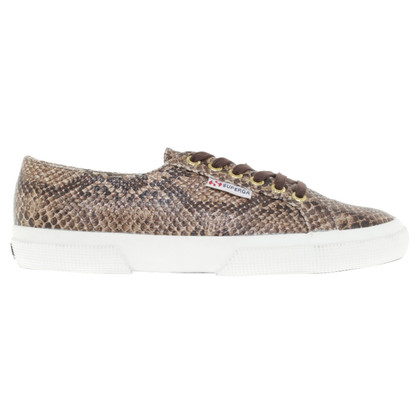Superga Lace-up shoes in brown