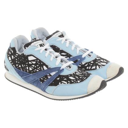 Balenciaga Scarpe da ginnastica nei toni del blu