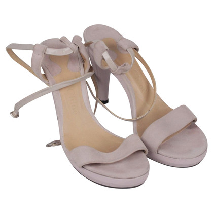 Chloé Suède sandalen