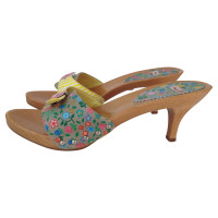 Paul Smith Mules en multicolore