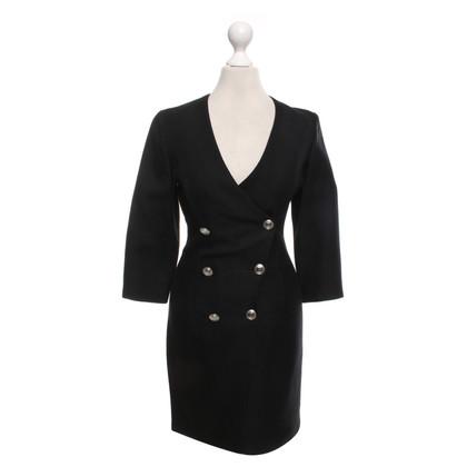 Balmain Robe en noir