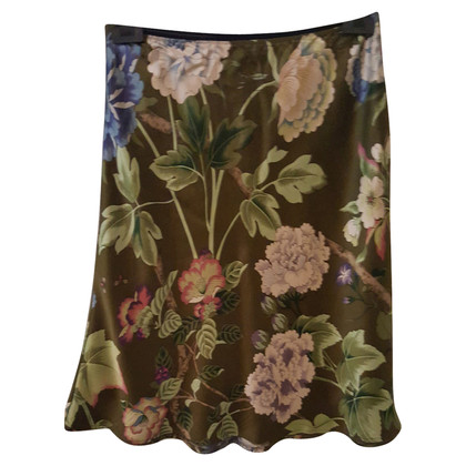 Marc Cain silk skirt