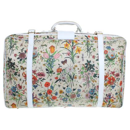 Gucci Borse con stampa floreale