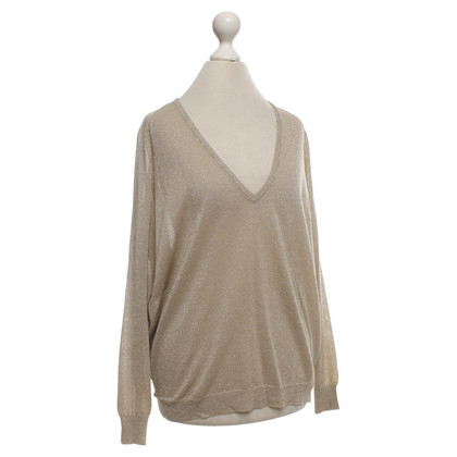 Pinko Gold-colored pullover