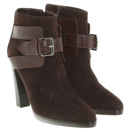 Hermès Ankle boots in brown