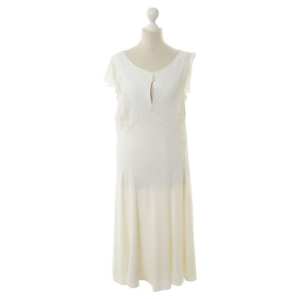 Ralph Lauren Kleid in Creme