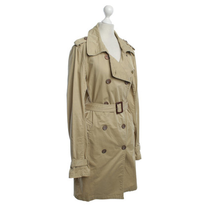 Maison Scotch Trench in beige