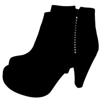 Stuart Weitzman Ankle boots with platform
