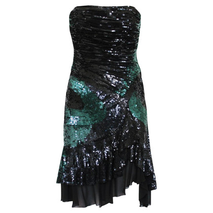 Versace Sequin Dress