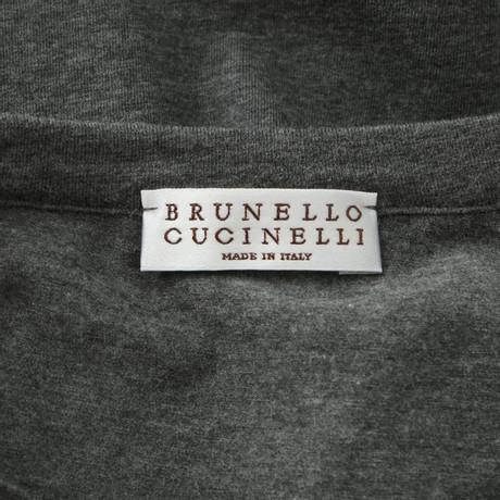 Grau Brunello in Cucinelli Grau Brunello Top Grau in Grau Top Cucinelli rzwgqrSU