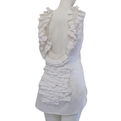 Ermanno Scervino White blouse