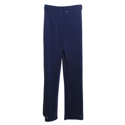 Roberto Cavalli trousers in blue