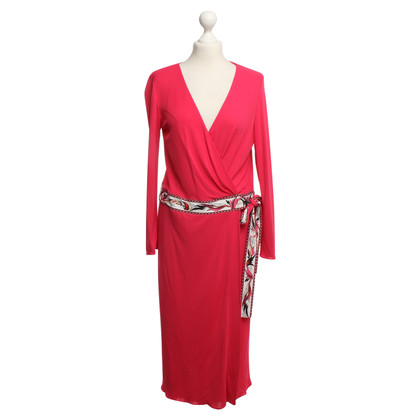 Emilio Pucci Dress in Fuchsia