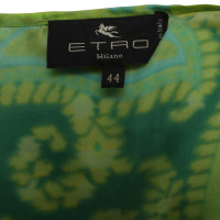 Etro Blouse with paisley pattern