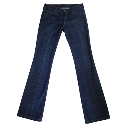 Citizens of Humanity Bootcut jeans in dark blue
