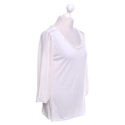Dorothee Schumacher Shirt in creamy white / beige