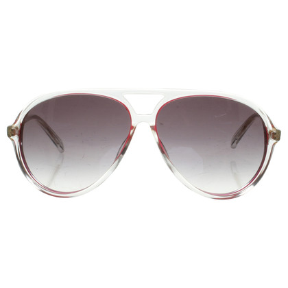 Linda Farrow Transparent sunglasses