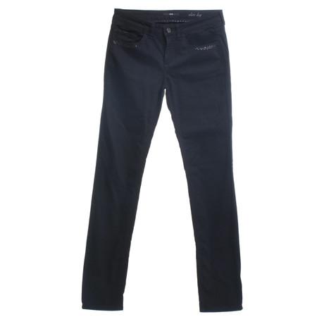 Hugo Boss Jeans mit Nieten Schwarz
