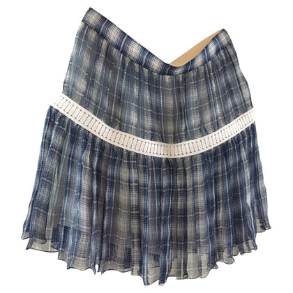 Chloé silk skirt