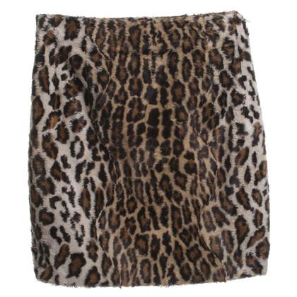 Blumarine skirt with pattern