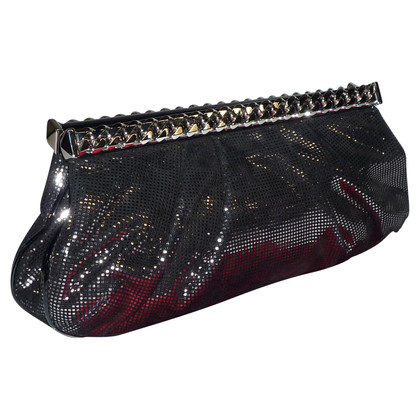 Christian Louboutin clutch