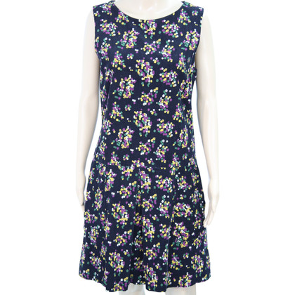 Hobbs Corded dress with pattern