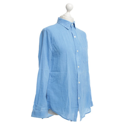 Current Elliott Oversized blouse in blauw