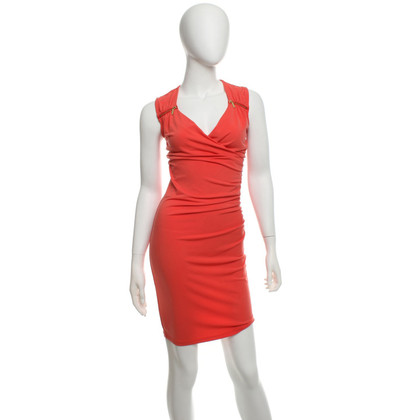 Michael Kors Dress in coral red