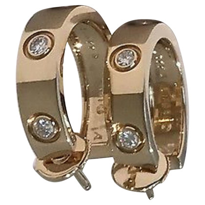 Cartier Earrings in 18k gold